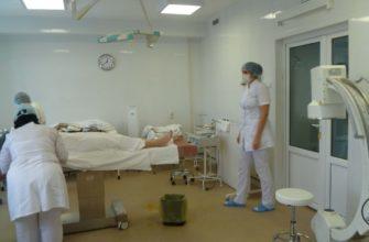 Травматолого-ортопедическое отделение № 1