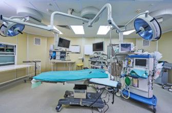 Хирургическое отделение №1