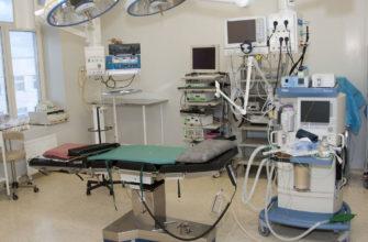 Анестезиологическое отделение