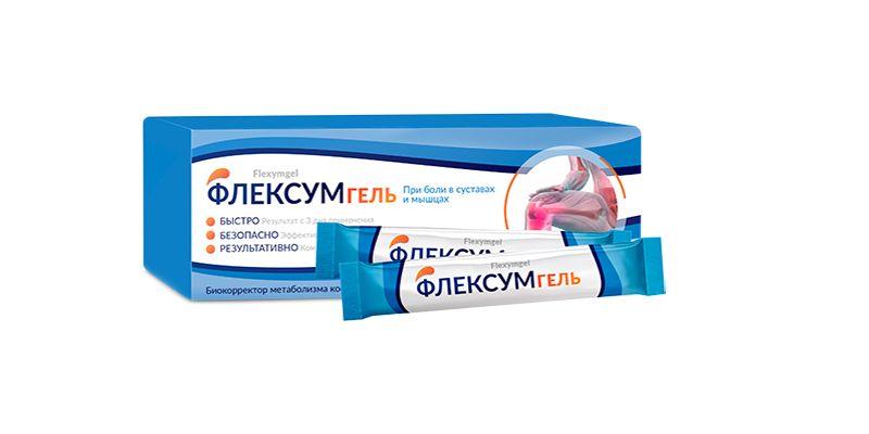 fleksumgel vysokoeffektivnyj preparat ot boli i vospaleniya sustavov