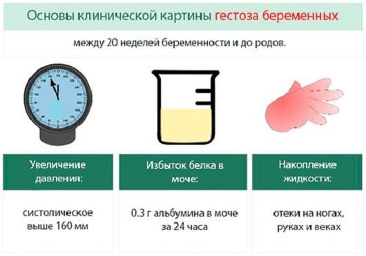 gestoz u beremennyh simptomy lechenie i stepen opasnosti dlya ploda i materi