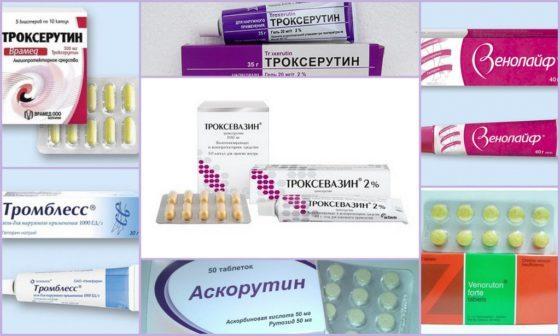 tabletki troksevazin instrukciya po primeneniju i spisok luchshih analogov