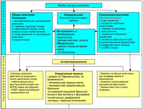 kupirovanie bolevogo sindroma pri rodah metody stepeni effektivnosti pokazaniya i protivopokazaniya