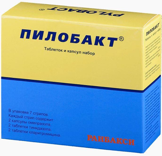 pilobakt instrukciya po primeneniju protiv yazvy i otzyvy