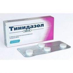 protivomikrobnyj preparat tinidazol instrukciya po primeneniju i analogi