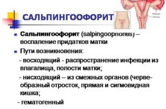 simptomy i lechenie hronicheskogo i ostrogo salpingooforita